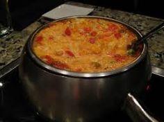 Theme Restaurant Copycat Recipes: The Melting Pot Fiesta Cheese Fondue