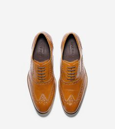 Cole Haan's Preston Wingtip