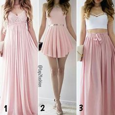 Image about fashion in Vestidos by Ale on We Heart It Teen Fashion, Love Fashion, Fashion Outfits, Womens Fashion, Dress Fashion, Female Fashion, Diy Fashion, Casual Outfits, Cute Outfits