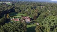Set in idyllic parklands, the mansion has four reception rooms and four bedrooms. Guests can be accommodated at separate lodgings on the estate.