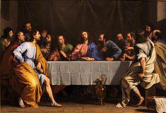 Last supper-Philippe de Champaigne -