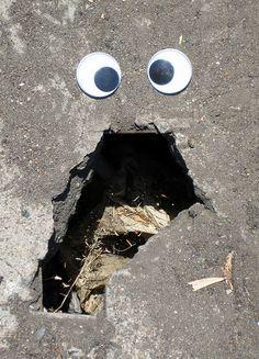 dropped the eye bomb