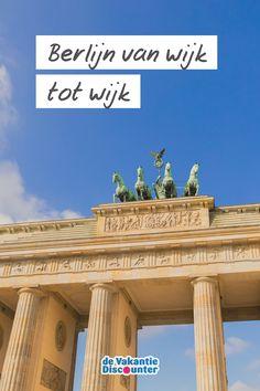Hoewel Berlijn niet echt een stadscentrum kent, wordt Mitte vaak gezien als het kloppende hart van de stad. Toch zijn er veel meer wijken in Berlijn die ge-wel-dig zijn. We nemen je mee langs diegene die je écht niet mag missen! #travel #reizen #vakantie #berlijn Berlin, Travel Maps, Austria, Travel Inspiration, Destinations, Germany, Vacation, City, Holiday