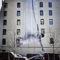 JR ARTIST in New York Timeline Photos
