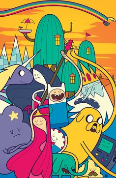 Award-winning 'Adventure Time' Creative Team Passes the Torch, Award-winning 'Adventure Time' Creative Team Passes the Torch December 11, 2014 - Los Angeles, CA - After three years of adventures in Ooo, the Eis..., #AdventureTime #Boom!Studios #BradenLamb #CartoonNetwork #ChrisHastings #FinntheHuman #JaketheDog #MattGagnon #RyanNorth #ShelliParoline #ZacharySterling