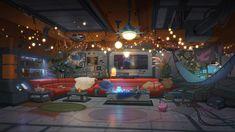 Universo de League of Legends Episode Backgrounds, New Backgrounds, Haikyuu Anime, Anime Chibi, Retro Aesthetic, Aesthetic Anime, Alphabet Wallpaper, Party Background, League Of Legends