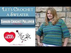 CROCHET How to #Crochet Ladies Womens Jacket Coat Cover #TUTORIAL #282 - YouTube