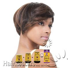 Janet Collection 100% Human Hair Weave Dolche 3pcs