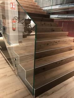 Lindura Stairs in a Gym floorings wood composite Skema Modern Flooring, Wood Composite, Stairs, Gallery, Design, Home Decor, Parquetry, Stairway, Decoration Home