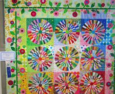 Ha! I have this quilt nearly done for Stephanie. Now that she's officially engaged I better get sewing!