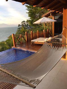 Ponta dos Ganchos Exclusive Resort Hotel (Brésil/État de Santa Catarina) : voir…