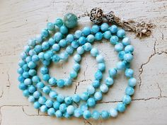 Mala Liebe Kette Diese Kette kann individuell bei uns bestellt werden! Beaded Necklace, Jewelry, Pearls, Necklaces, Love, Schmuck, Beaded Collar, Jewlery, Pearl Necklace