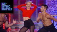 Derek Hough vs Julianne Hough on Lip Sync Battle