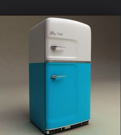 Dope 1970s fridge I'd love to have!