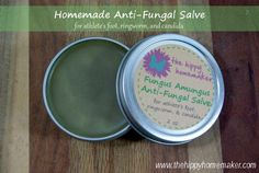 Homemade Anti-Fungal