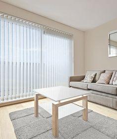 Living Room Tv Unit Designs, Large Windows, Sliding Doors, Window Treatments, Blinds, Living Room Decor, Curtains, Furniture, Home Decor