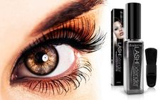Groupon - Opvallende oogopslag met Instantly Brush-On Lash Extensions van Divaderme in [missing {{location}} value]. Groupon deal-prijs: 7,99 €