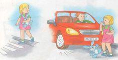 Situaciones peligrosas para niños | Rayito de Colores