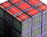 Tartan rubic cubeArt and design inspiration from around the world – CreativeRoots