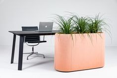 Noisy workspace getting you (or your employees) down? Here are nine acoustic solutions - News - Frameweb Office Noise, Office Dividers, Green Office, Floor Layout, Woven Image, Ergonomic Chair, Commercial Interiors, Commercial Design, Italian Furniture