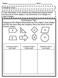 Performance Tasks for 4th Grade Math Common Core! $