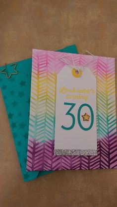 Stampin up hooray its your day birthday cards elaines creations since stampin up has been helping people discover and share their creativity through our exclusive line of stamp sets and accessories for cardmarking bookmarktalkfo Image collections