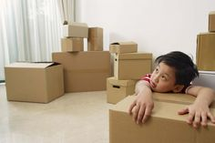 For children, moving is a huge deal – and can even be a scary thing. How's how to help your kids feel at home.