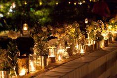 Une déco enflammée | Déco Mariage | Queen For A Day - Blog mariage