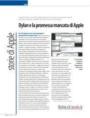Rubrica Storie di Apple in Applicando 295