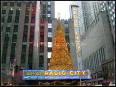 Exploring New York City: In The Big Apple Radio City
