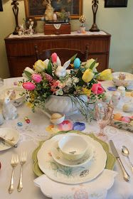 Note Songs: My Easter Table