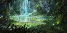 Jungle Exploration by SebastianWagner.deviantart.com on @deviantART
