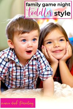 These family game night ideas show you how to have fun with your kids while including the toddlers! Have fun at home and make sure everyone feels included in the quality time. Toddler Preschool, Toddler Activities, Free Activities, Family Mission Statements, Bonding Activities, Family Activities, Natural Parenting, Peaceful Parenting, Parenting Advice