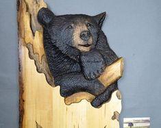 les 25 meilleures id es de la cat gorie sculptures sur bois sur pinterest art sculpture en. Black Bedroom Furniture Sets. Home Design Ideas
