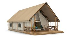 <p>Glamping. Camping has gone all glamour and lifestyle. Its all about the experience, the comfort and the adventure plus those little extra special touches. Our exclusive boutique tents offers luxury, comfort and features like no other product on the mar