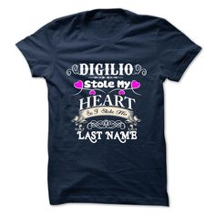 [New tshirt name origin] DIGILIO Shirts This Month Hoodies, Funny Tee Shirts