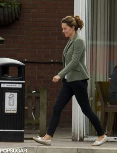 Spotted: Kate Middleton at McDonald's! Sept. 10, 2013. Click through for more photos. | Popsugar