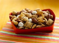 Brown Sugar Spice Chex® Party Mix from Chex.com - Home of General Mills' Chex Cereals and the Original Chex Party Mix