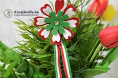 Independence Day, Paper Flowers, Origami, Scrapbook, Plants, Kindergarten, Blog, Decoration, Products