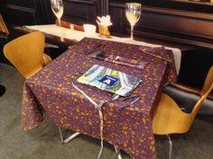 Aquí está nuestro stand en #Hostelco, donde podrás comprobar de primera mano la #calidad y #textura de nuestros #tejidos.  ¿Te gustan los diseños? Son obra de la artista y #patterndesign @priscillavm. Estaremos encantados de recibirte en el pabellón 2, del Recinto Gran vía, espacio F627.  www.digilabel.com