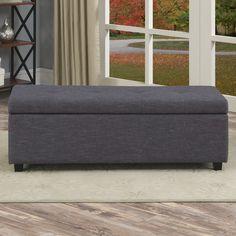 Castleford Upholstered Storage Bench