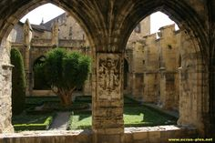 Le cloitre de la cathedrale de Narbonne (11)