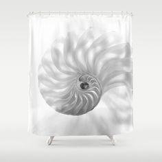 Nautilus Chambers... Shower Curtain