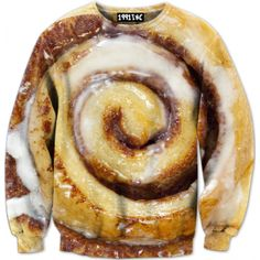 Beloved Shirts presents the Cinnamon Roll Sweatshirt Estimated 10 business day production time + shipping time, unless coupled with products that have a Moncler, My Favorite Food, Favorite Recipes, Favorite Things, Beloved Shirts, Cinnamon Rolls, Food Styling, Sweet Treats, Sweatshirts