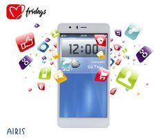 Smartphone Android de 6 pulgadas y cámara trasera de 8 Mpx por solo 99,95 € #WeLoveFridays