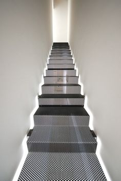 perforated steel stairs