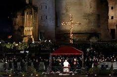 """Oración de San Fco. ante un crucifijo:  """"Sumo, glorioso Dios, ilumina las tinieblas de mi corazón  y dame fe recta, esperanza cierta  y caridad perfecta, sentido y conocimiento, Señor,  para que cumpla tu santo y verdadero mandamiento. Amén."""" Cierre de las palabras del Papa en Turín ante la sábana santa."""