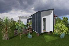 S6 container 2 Container 1 bed design