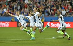 Gallery:WNT Blanks Costa Rica 5-0 for First WOQ Win - U.S. Soccer