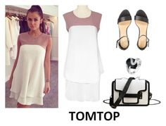"""""""TOMTOP 27"""" by christine-792 ❤ liked on Polyvore"""